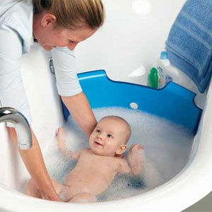 bagnetto neonato e temperatura