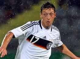Ozil Germania Euro 2012