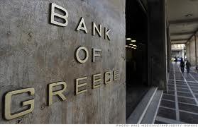 Le banche greche