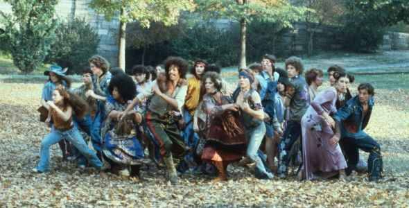 Hair e gli hippy
