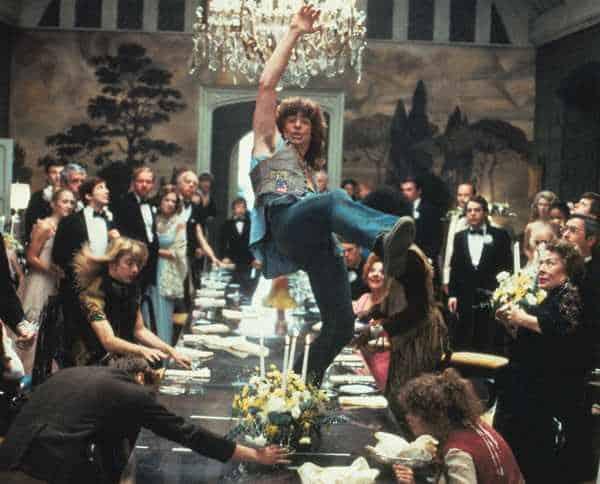 Scena del film Hair