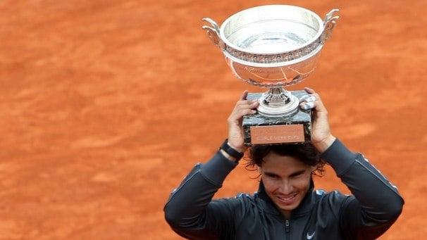 Nadal vince Roland Garros 2012