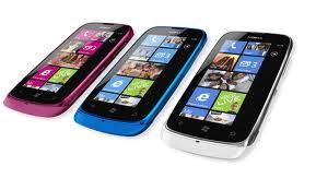 Nokia Lumia 610 vari colori
