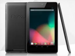 caratteristiche tecniche Nexus 7