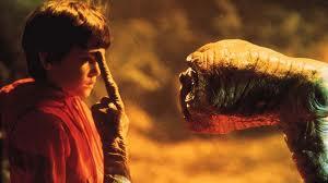 E.T. e Elliot