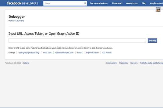 FB Developers Debugger