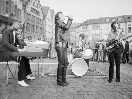 Jim Morrison biografia