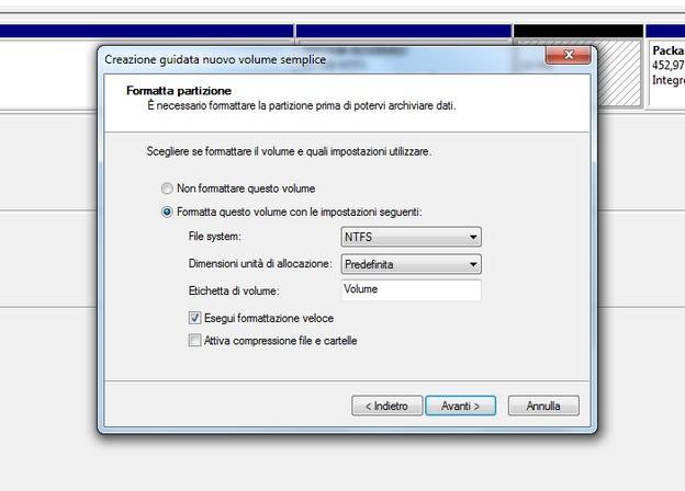 File System NTFS e FAT32