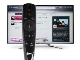 LG e Magic Remote
