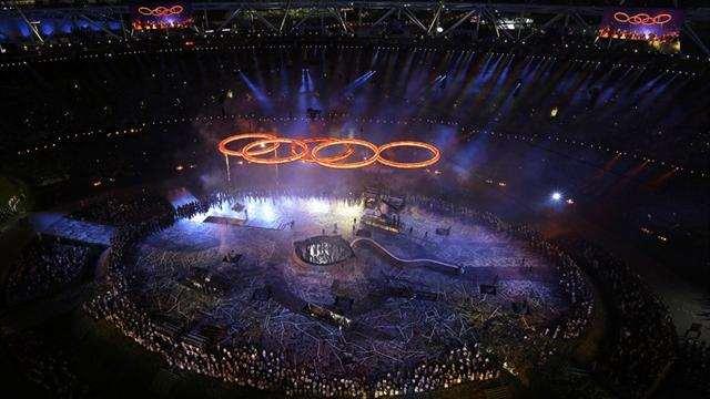 Cerimonia di apertura olimpiadi 2012