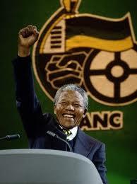 Nelson Mandela Premio Nobel per la pace