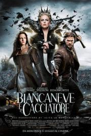 BIANCANEVE E IL CACCIATORE