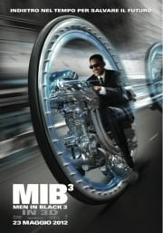 M.I.B. - MEN IN BLACK 3 - 3D