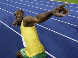 La freccia di Bolt