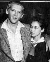 Jerry Lee e Myra Gale Brown