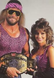 Miss Elizabeth e Macho Man