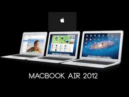 Nuovi MacBook Air 2012