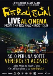 FATBOY SLIM LIVE FROM THE BIG BEACH BOOTIQUE