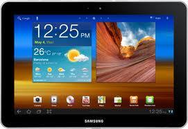 Galaxy Tab 10.1N WLAN 16 GB Samsung