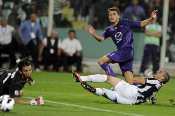 La sofferenza della Juventus a Firenze