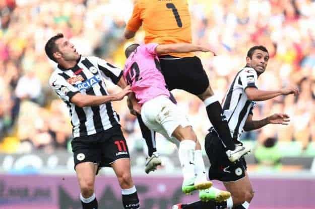 Giovinco show a Udine