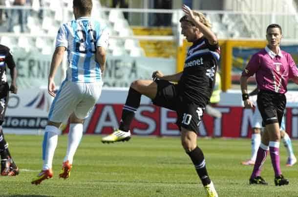 Maxi Lopez: decisivo anche a Pescara