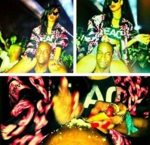 Rihanna si droga?