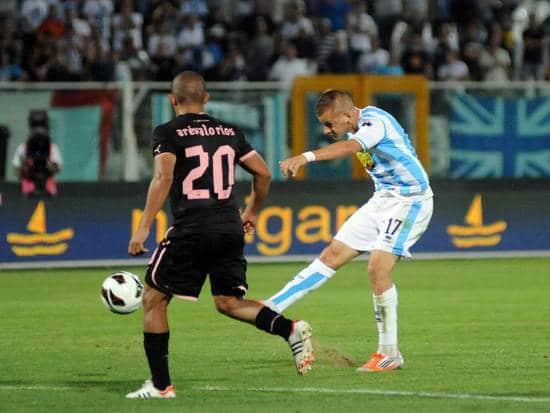 Weiss: la prima vittoria del Pescara di Stroppa