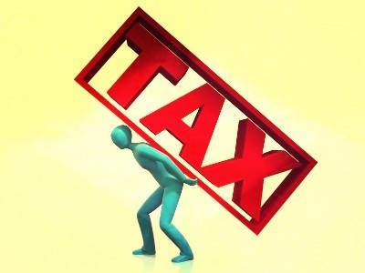 Aumento delle tasse nel 2013