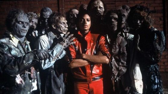 Jackson in Thriller