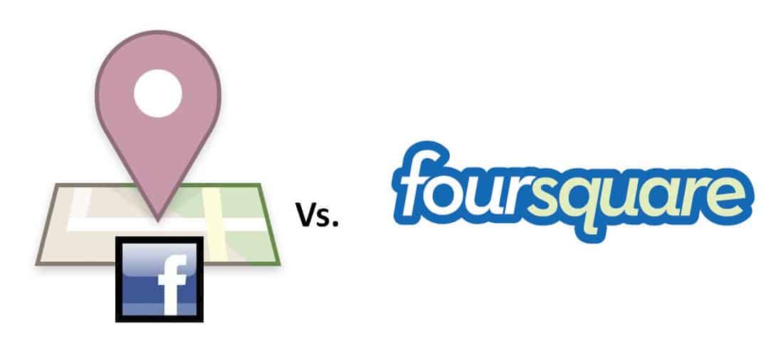 Facebook Places vs Foursquare