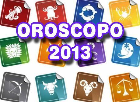 Oroscopo del 2013