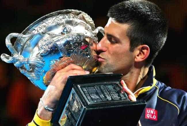 Il trionfo di Nole Djokovic agli Australian Open 2013