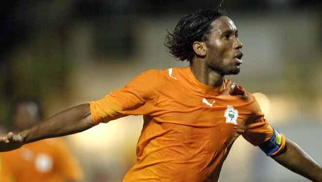 Didier Drogba e la Costa D'Avorio