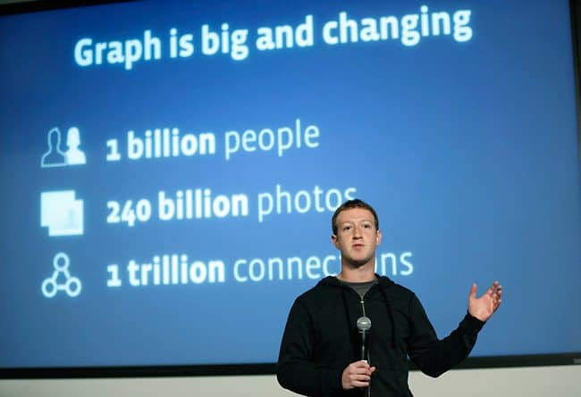 Zuckerberg presenta Graph Search