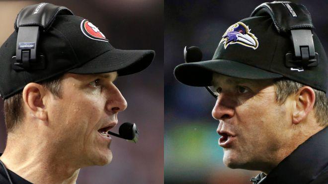 Fratelli contro: sfida nella sfida nel 47esimo Super Bowl