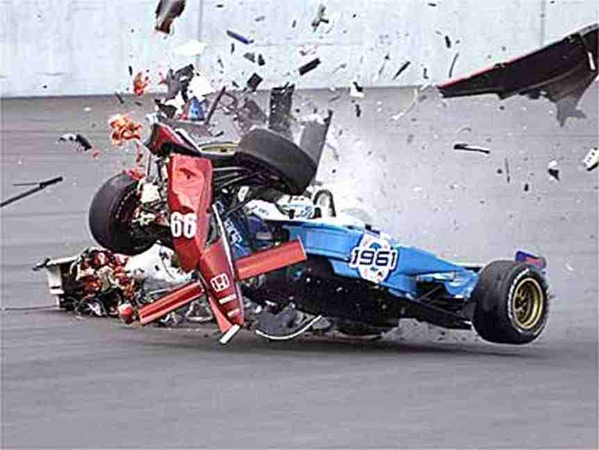 alex zanardi incidente