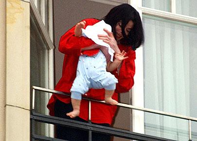 Jackson e Blanket a Berlino