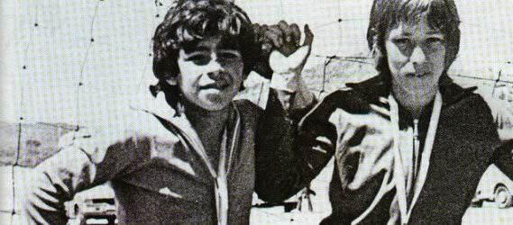 Maradona e Goyto