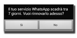 Whatsapp si paga