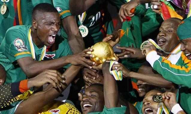 Zambia campione uscente