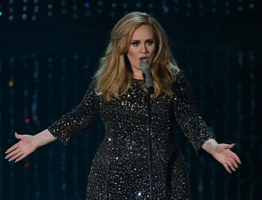 Adele vince Oscar con Skyfall