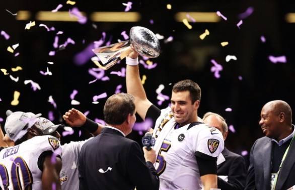 Flacco MVP 47esimo Super Bowl
