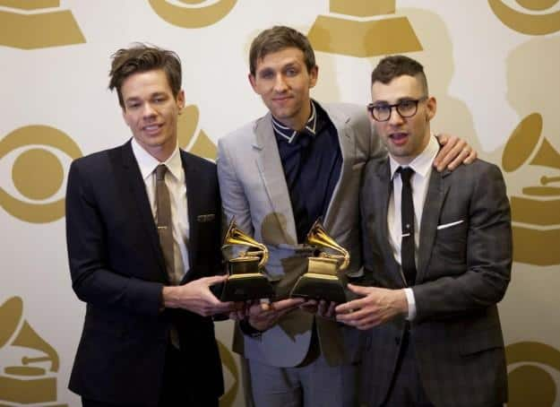 I Fun al Grammy 2013