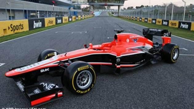 Marussia 2013