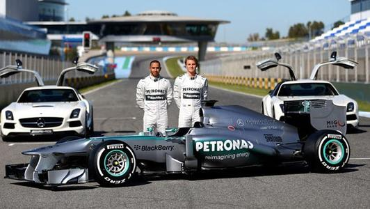 Mercedes 2013