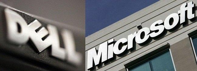 Microsoft e Dell