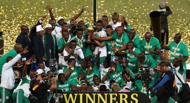 Nigeria Vince la Coppa d'Africa