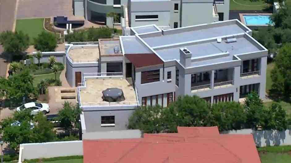 Casa di Pistorius