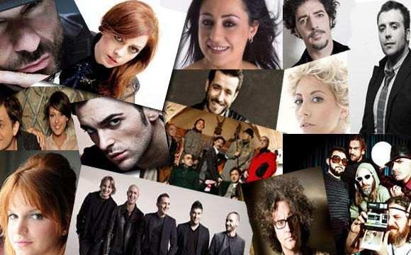 Campioni festival di Sanremo 2013